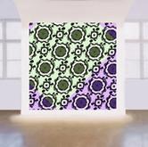 """""""Green Purple Retro"""" gallery"""