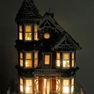 Gingerbread house by Gerhard Petzl - 23