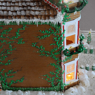 Gingerbread house by Gerhard Petzl - 16