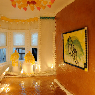 Gingerbread house by Gerhard Petzl - 35