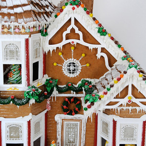 Gingerbread house by Gerhard Petzl - 5