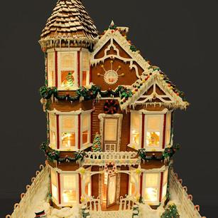 Gingerbread house by Gerhard Petzl - 2