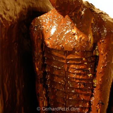 Image of finished melting process-5