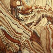 Holzdesign in Schokolade