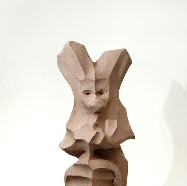 Goatish Easter bunny (2006)