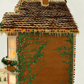 Gingerbread house by Gerhard Petzl - 11