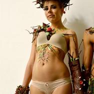 Female artwork