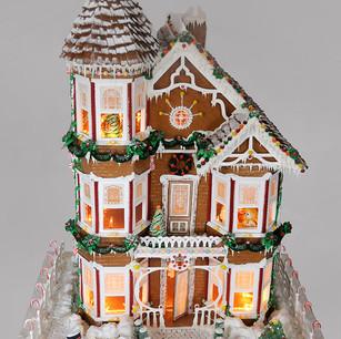 Gingerbread house by Gerhard Petzl - 1