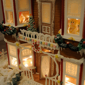Gingerbread house by Gerhard Petzl - 20