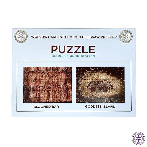 Puzzle, 2in1-design, 500 pc