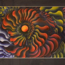 Cosmic turbine