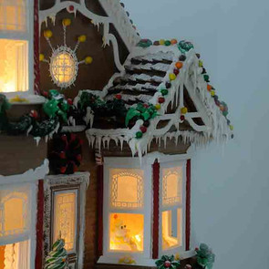 Gingerbread house by Gerhard Petzl - 25