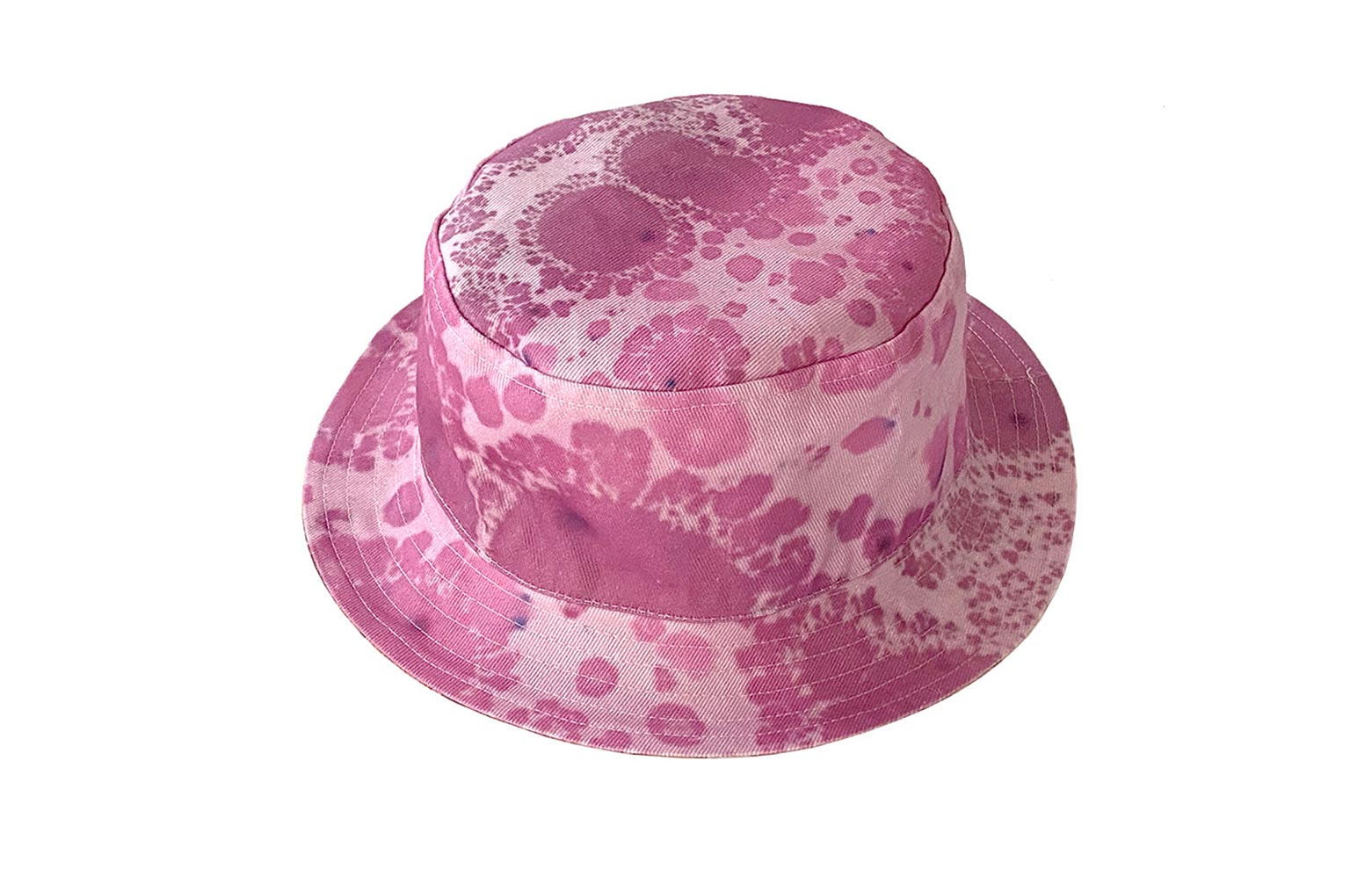 Fisher hat-pink