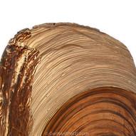 Schokoblock im Holzlook