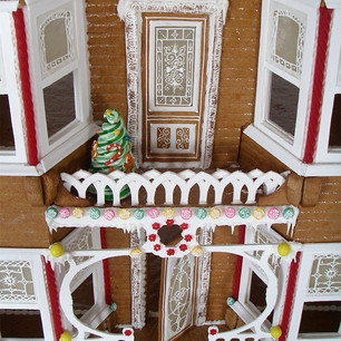 Gingerbread house by Gerhard Petzl - 12