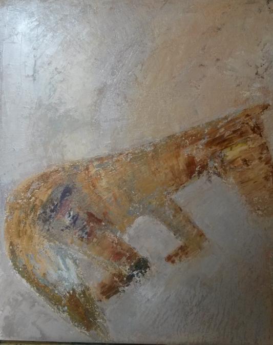 Présences 6, 2014, t.m., 41x33cm