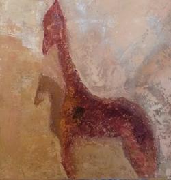 Présences 8, 2014, t.m., 30x30cm