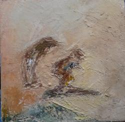 Présences 7, 2014, t.m., 30x30cm