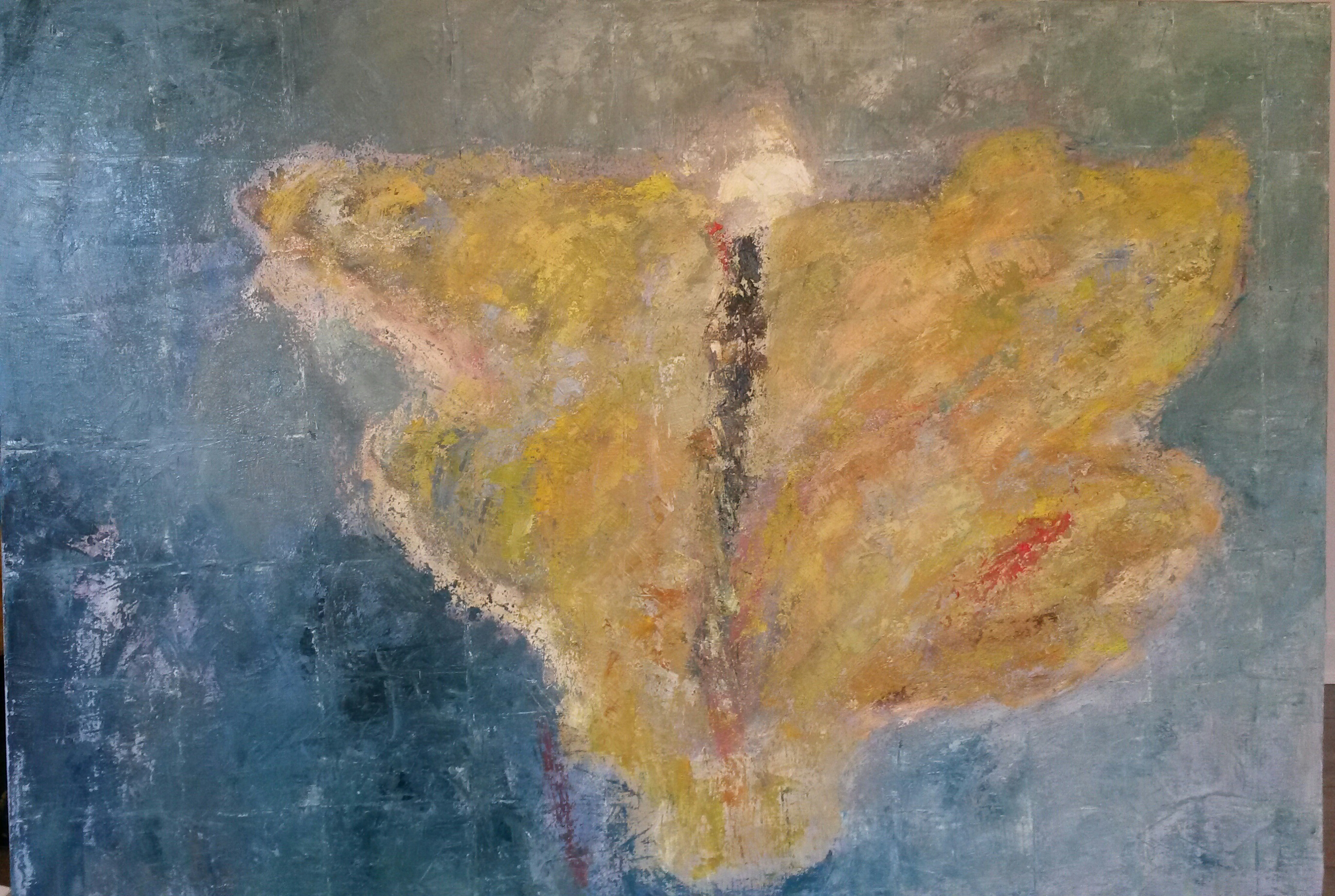 Papillon, 2016, t.m., 70x100cm