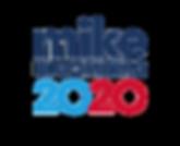 Mike Logo Blue Transparent.png