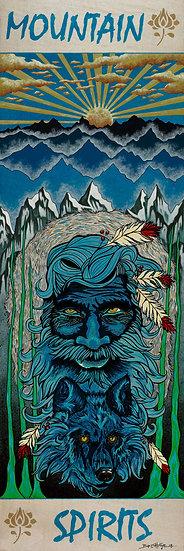 Mountain Spirits - Open Edition Print