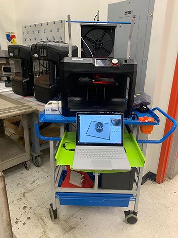 Equipment_Printer Cart-1