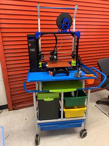 Equipment_Printer Cart-2