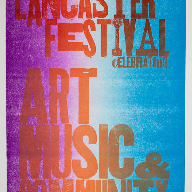 Forthcoming: Lancaster Festival Artist In Residence Exhibition, 2021