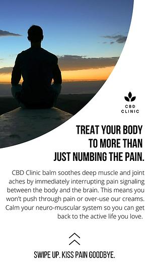 CBD Clinic Spec Story 2