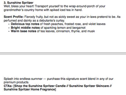 Sunshine Spritzer