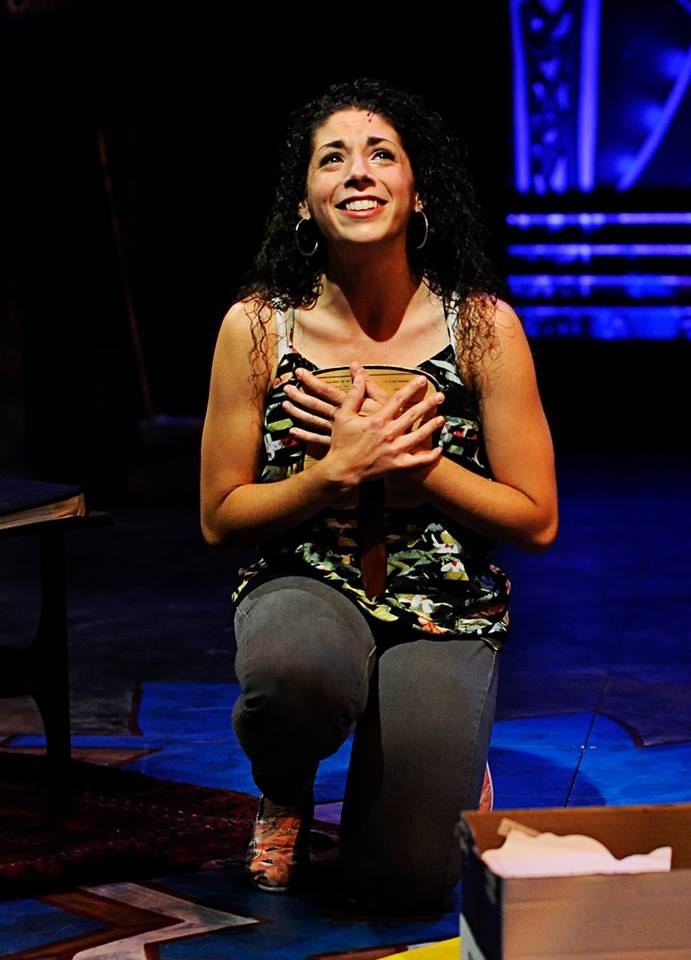 Nina Rosario in In the Heights