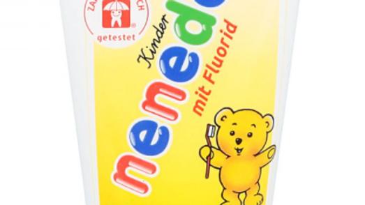 nenedent Kinderzahncreme, Kinderzahnpasta | 50ml