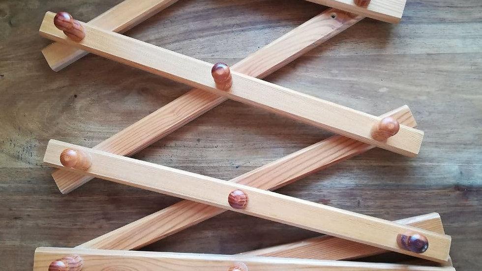 Kleiderhaken (Holz) | bis 130 cm