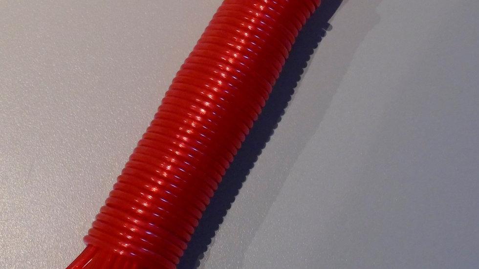 Wäscheleine (20m) / Qualitätswäscheleine Wetterfest (rot)