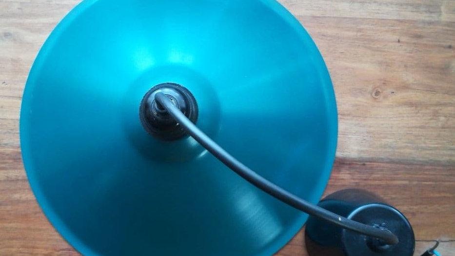Lampenschirm (blau)