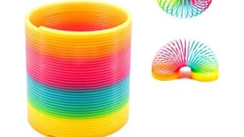 Rainbow Spring | Regenbogen Spirale