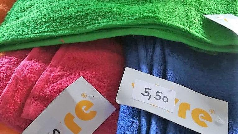Handtuch 50/90cm (vivre) | 100% Baumwolle