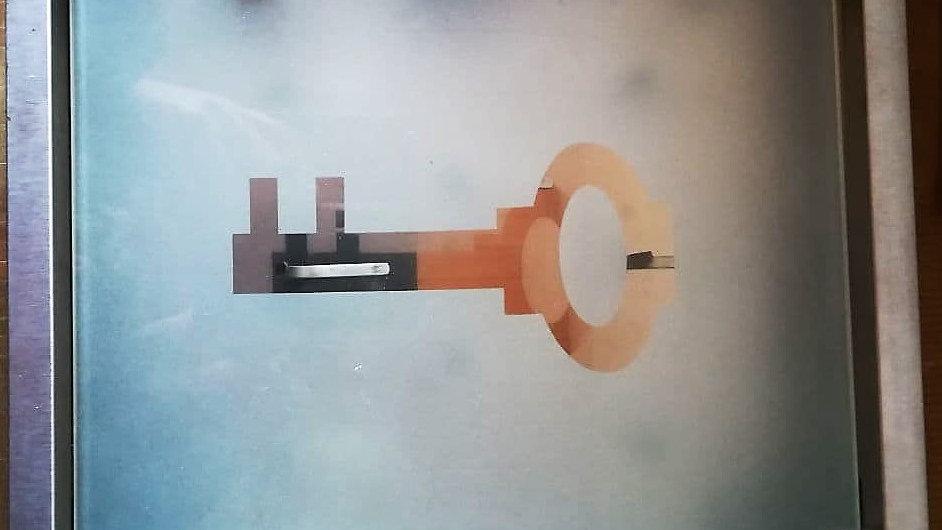 Schlüsselkasten (30x30cm)
