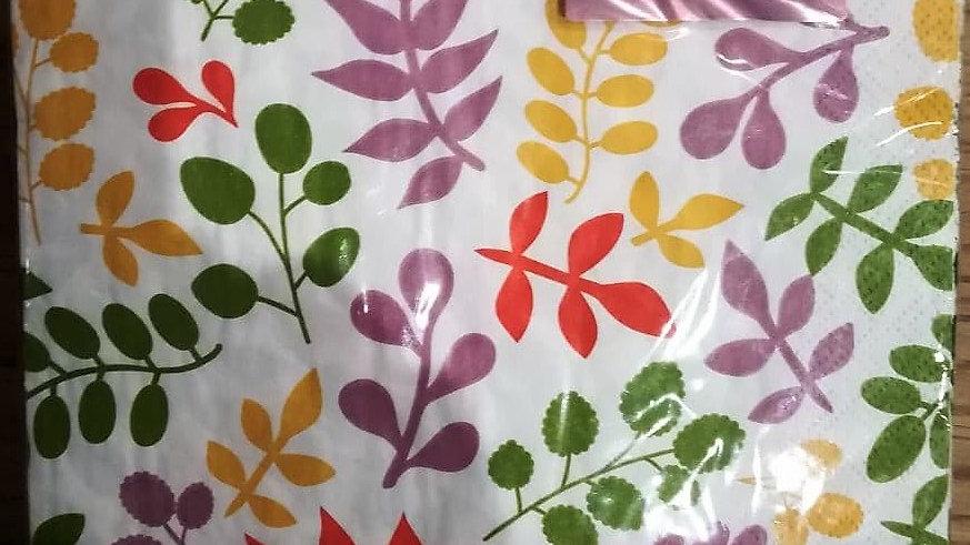 Servietten (20 Stück Packung) | Muster 4