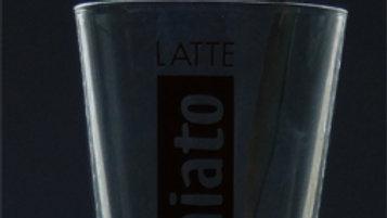 Macchiatoglas, Kaffeeglas, Glas, Latte Macchiato;