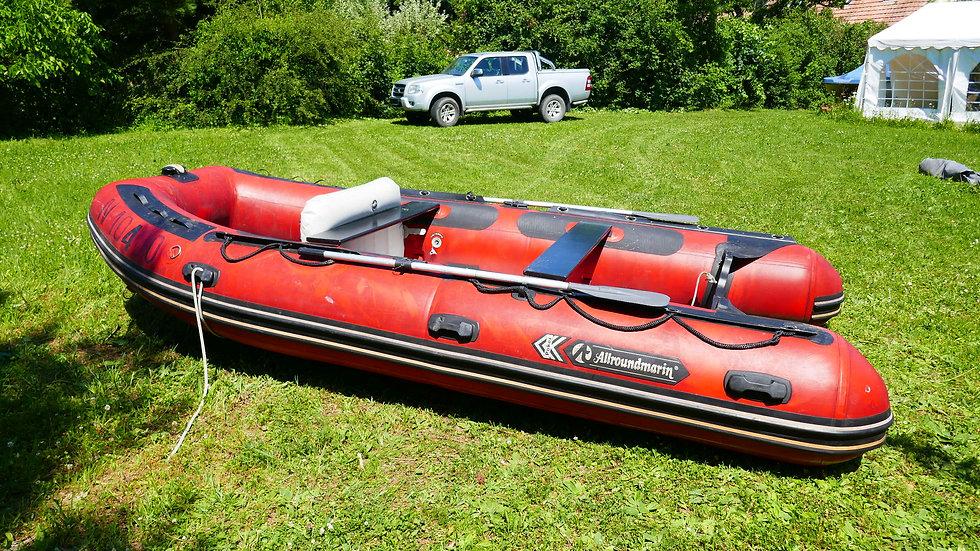 Sportboot / Schlauchboot POKER-430