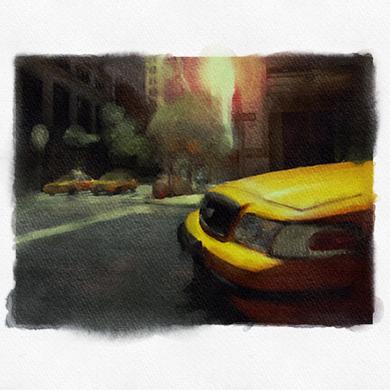 NY CAB ONE