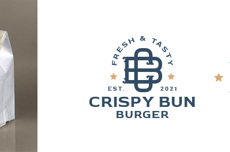 CRISPY BUN BURGER