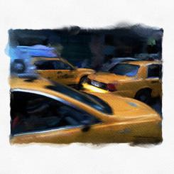 NY CAB TWO
