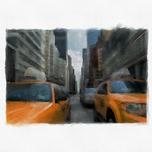 NY CAB THREE