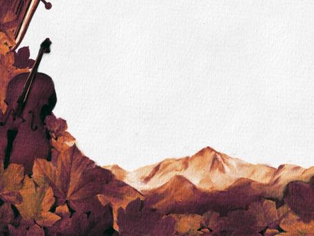 Illustration für Konzertreihe