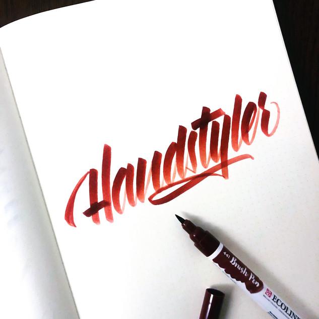 HANDSTYLER | Script