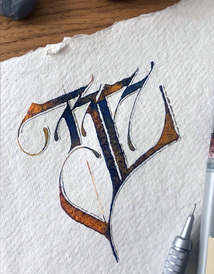 BE | Calligraphy