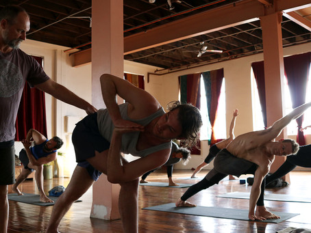 What Happens When You Do Yoga For 30 Days Straight