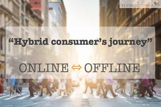 แนวคิดการสร้างแบรนด์จาก Hybrid consumer's journey